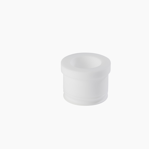 92002514 - PTFE mounting cup ∅30/H25mm with chamfer, each