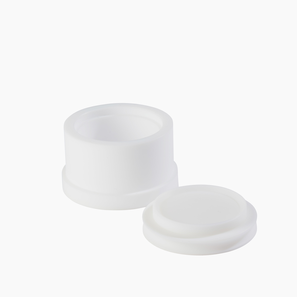 92002517 - PTFE mounting cup ∅40/H30mm with chamfer, each