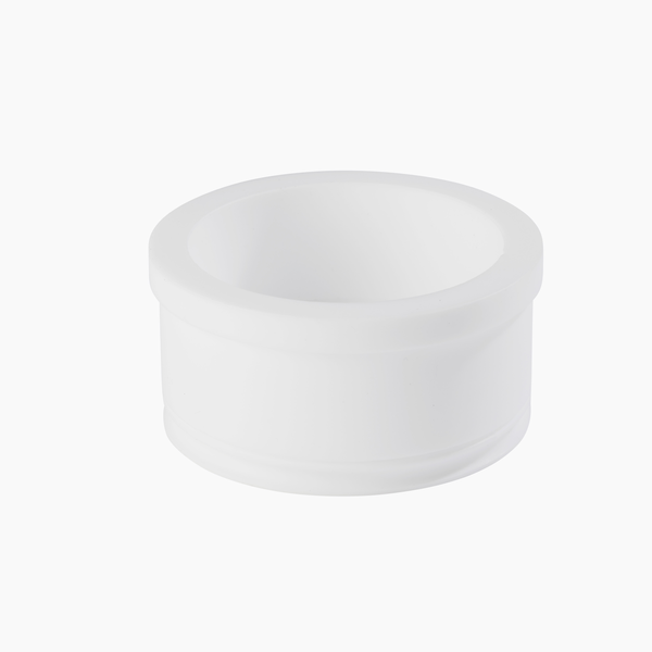 92002519 - PTFE mounting cup ∅70/H30mm with chamfer, each