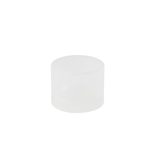 92005567 - Silicone mounting cup ∅40/H30mm with chamfer, each