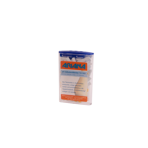 92005616 - pH test strips, 100/pack
