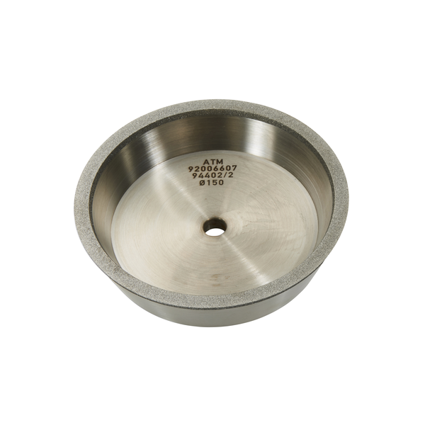 92006607 - Pot wheel ∅150 x 8 x 12,7mm, each