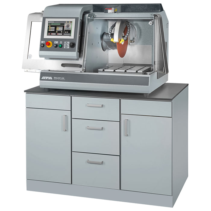 Brillant 250.3 Automatic Cut Off Saw with SystemLab cabinet