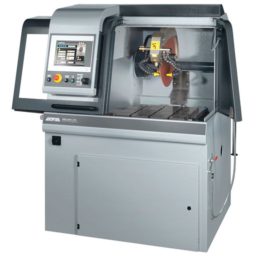 Brillant 275 Automatic Cut Off Saw 20in - sliding door open