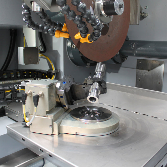 Brillant 3D Fully Automatic Cut Off Saw - Cutting Sample Position 2