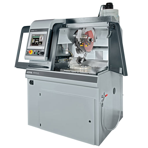 Brillant 3D Fully Automatic Cut Off Saw - Cutting Chamber Open
