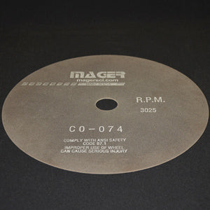 <html><html><html><html><html><html>CO-074 Cut-off wheel 300 x 2 x 32 mm Al<sub>2</sub>O<sub>3</sub> Rubber Bond 10/Box</html></html></html></html></html></html>