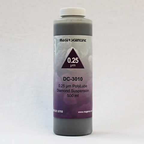 DC-3010 - 0.25 Micron Polylube Diamond Suspension