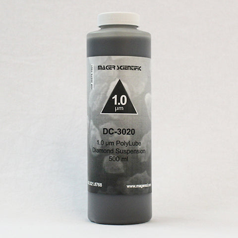 DC-3020 - 1.0 Micron Polylube Diamond Suspension