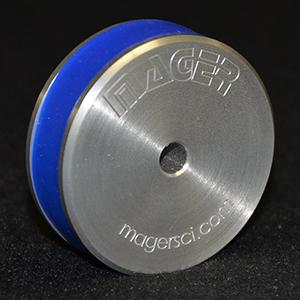 MS-STOPPER-B - Dosing Stopper - Blue