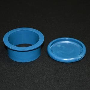 MS-8850 - 50mm (2) Round Plastic Mold Cup