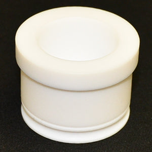 MS-2515 32mm (1.25) Round Teflon Mold Cup Each