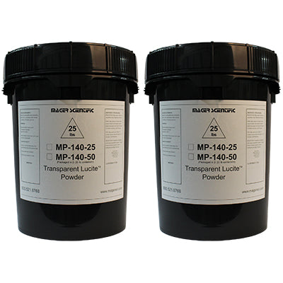 MP-140-50 - Lucite Hot Mounting Powder