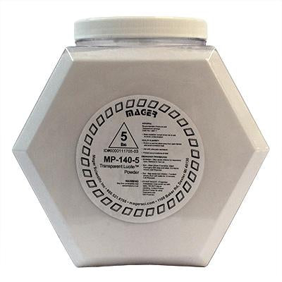 MP-140-5 - Lucite Hot Mounting Powder