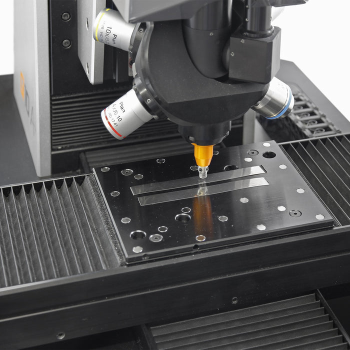 Q30 A Hardness Tester with magnetic plate