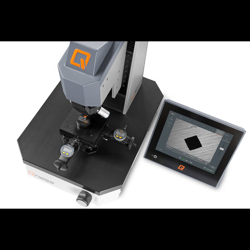 Q10 M Manual Micro Hardness Tester with digital stage micrometer