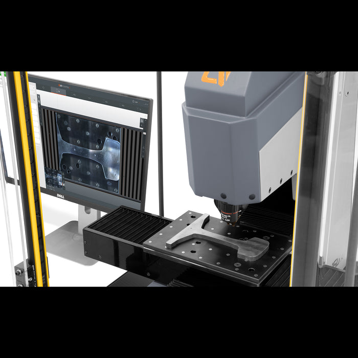 Q150A Automatic Rockwell Tester - rail testing application
