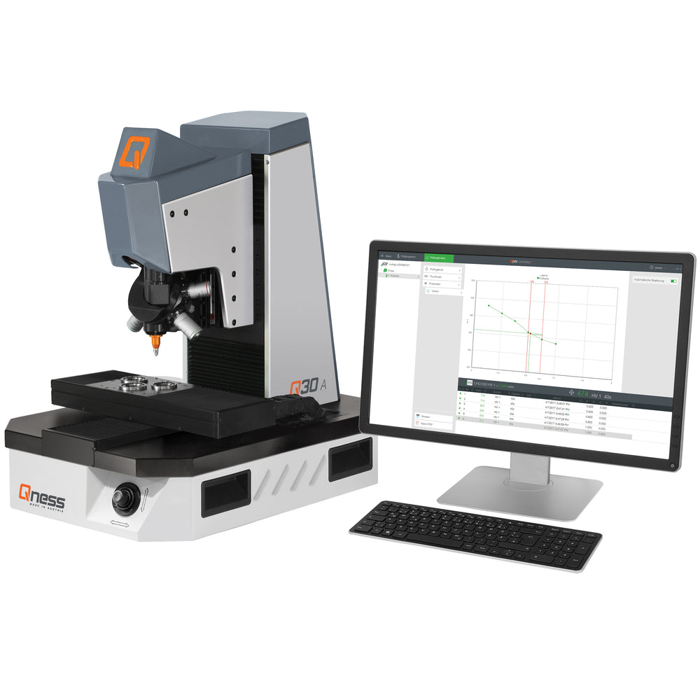 Q30 A Fully Automatic Micro Hardness Tester