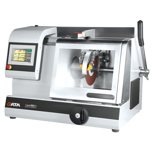 Qcut 250 A (Brillant 240) Semi-Automatic Cut Off Saw 10in