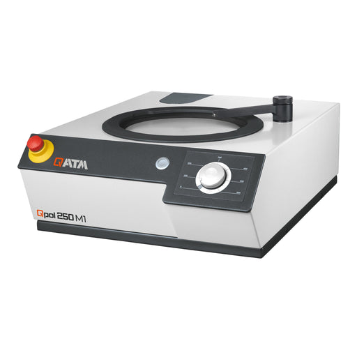 QATM Qpol 250 M1 Manual Grinder/Polisher