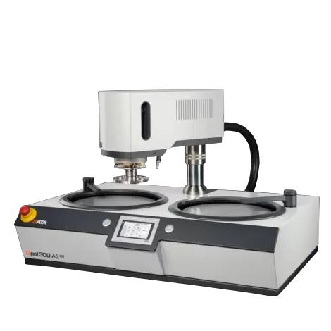 QATM Qpol 300 A2-ECO Automatic Grinder/Polisher