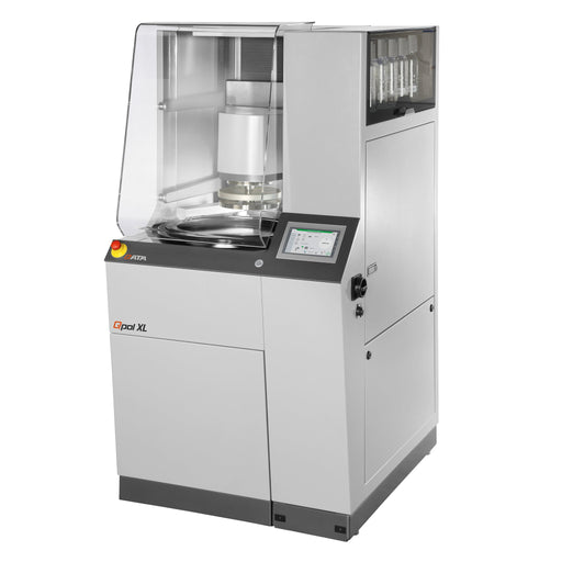 QATM Qpol XL Automatic Grinding & Polishing Machine