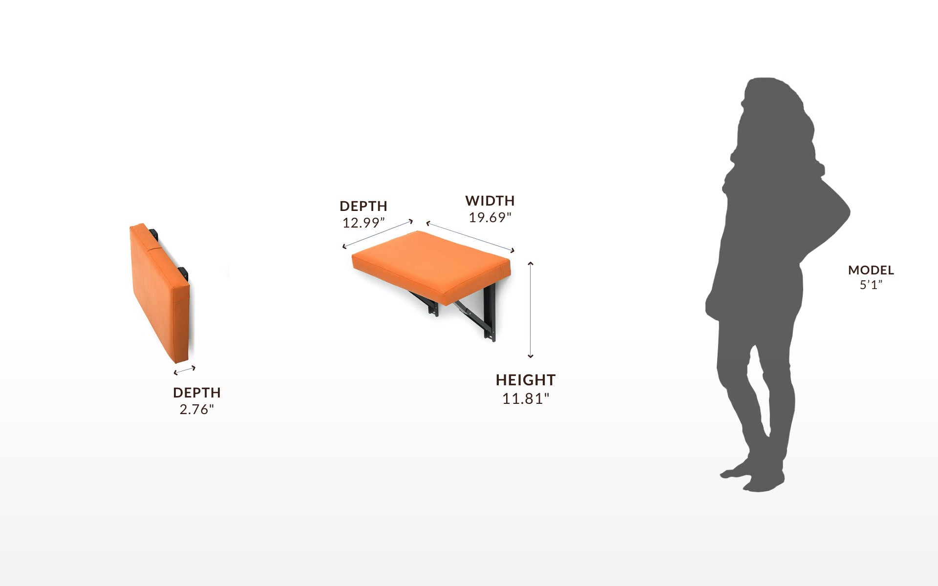 iSeater Foldable with Cushion