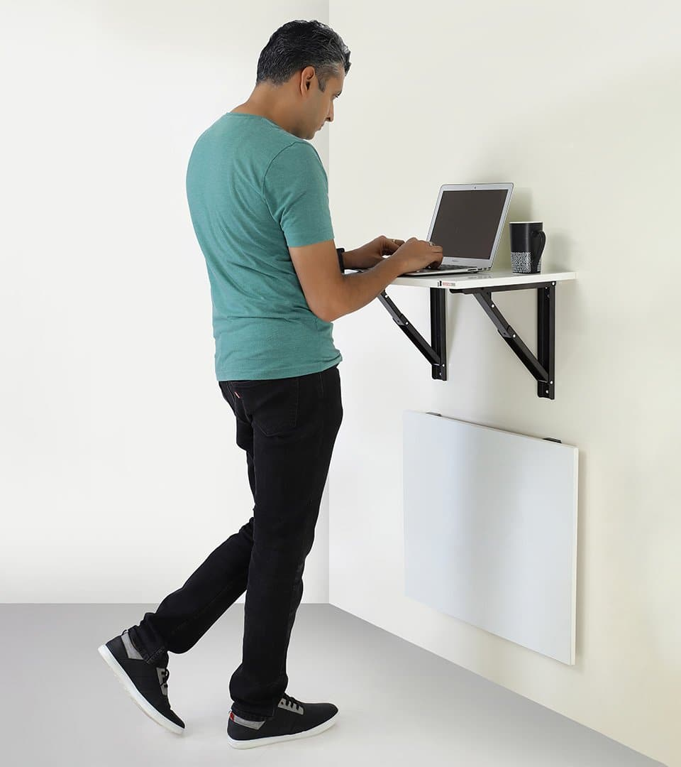 Combo of Standing iDesk Medium + iDesk Mini Table