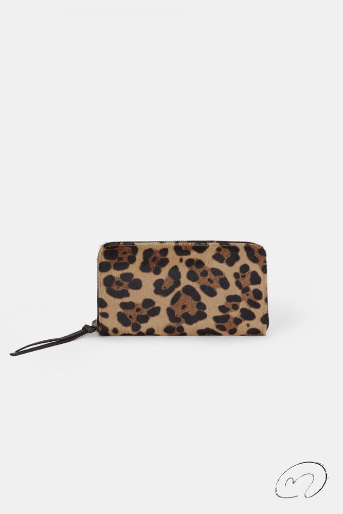 BILLETERA LEOPARDO