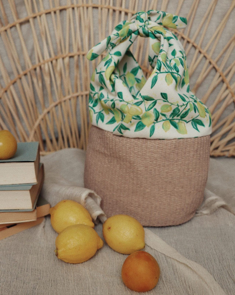 BOLSO LIMONES BY ITZIAR