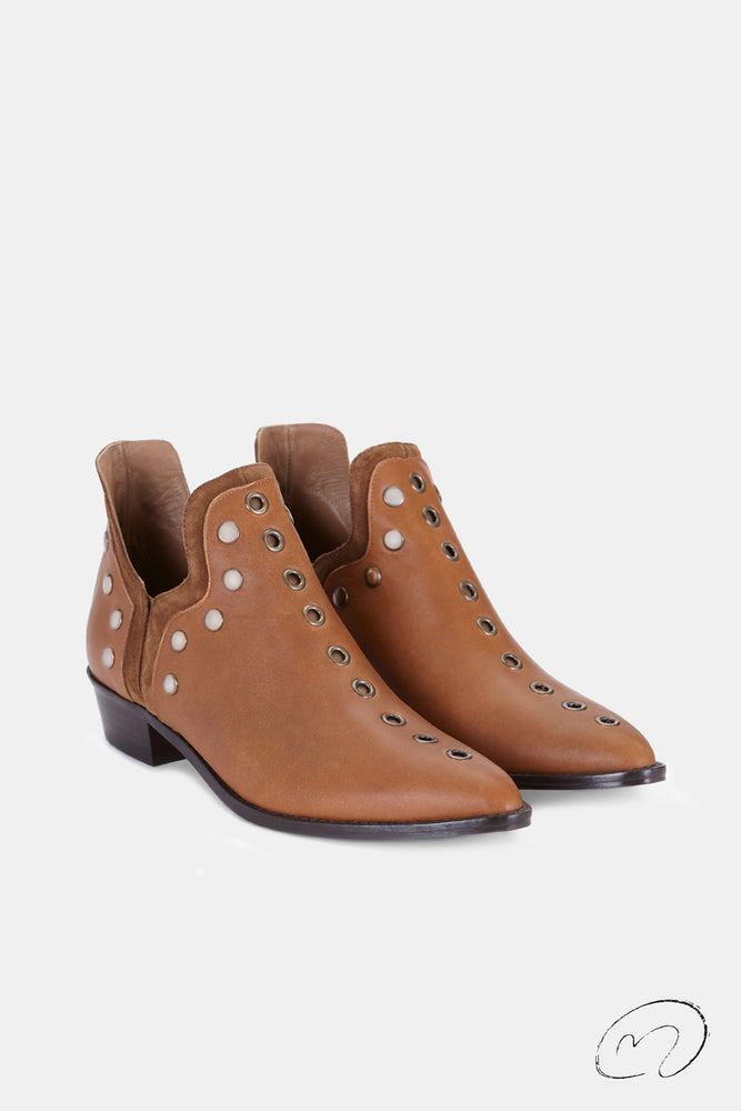 PUNKY BOOTS CARAMELO
