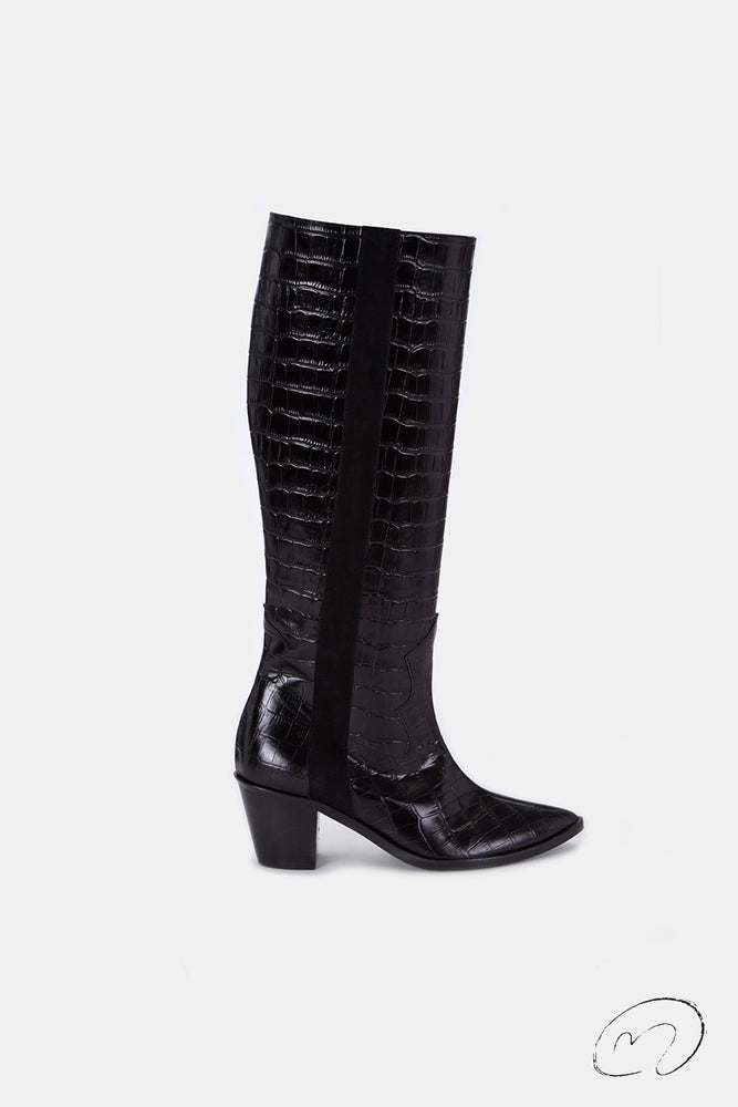 COCO BOOTS NEGRAS