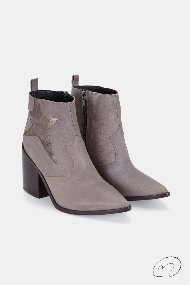 FEDERICA BOOTS GRISES