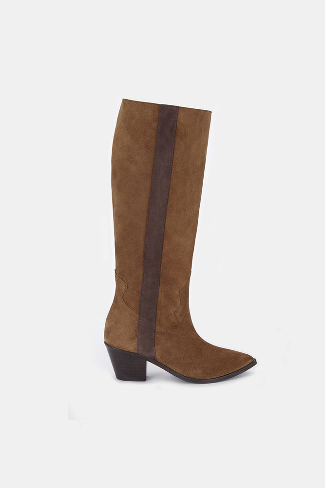 COCO BOOTS CARAMELO