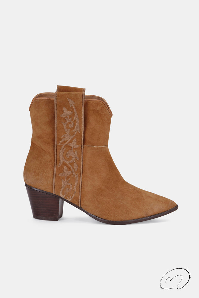 WESTERN BOOTS TOPO