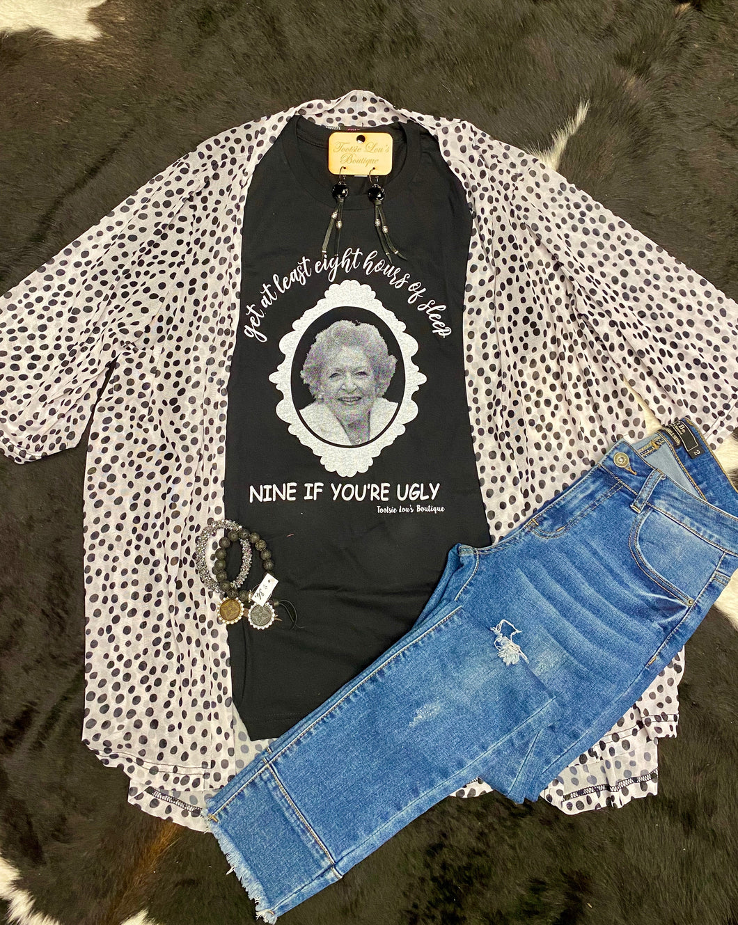 Betty White Tee