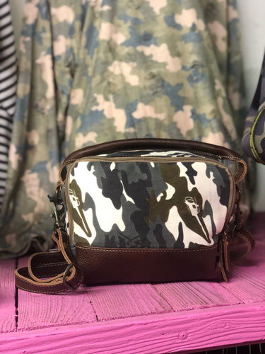 Cavalry Crossbody Bag