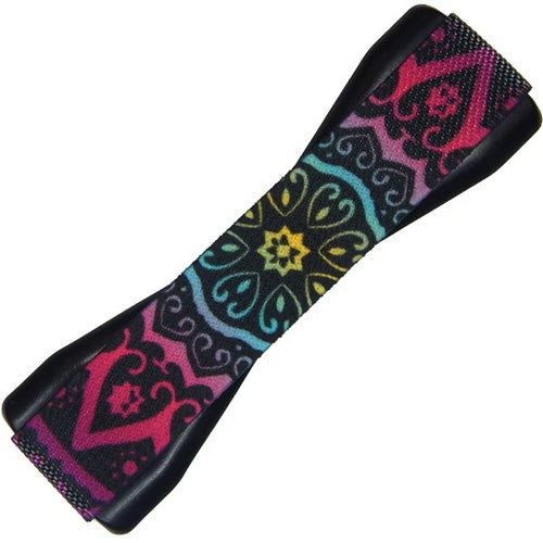 XL Boho Rainbow Love Handle Tablet Grip