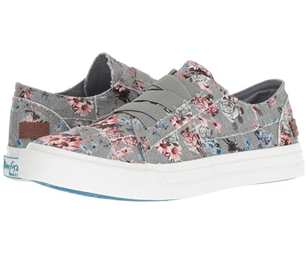 Drizzle Gray Blowfish Sneakers