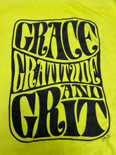 Load image into Gallery viewer, Grace Gratitude And Grit Tee