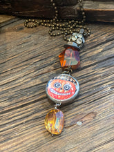 Load image into Gallery viewer, Trick Or Treat Necklace