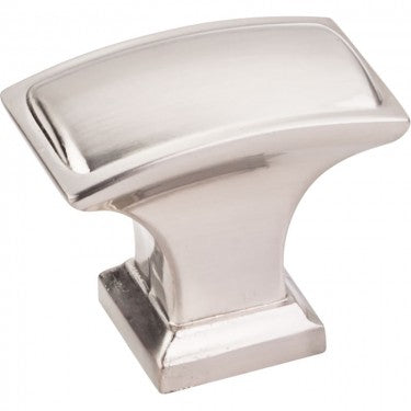 Annadale 1-1/2 Inch Long Rectangular Cabinet Knob