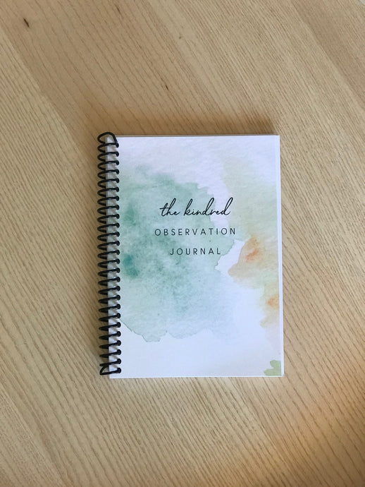 The Family Observation Journal
