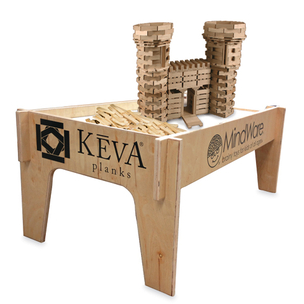KEVA Play Table - kevaplankscom