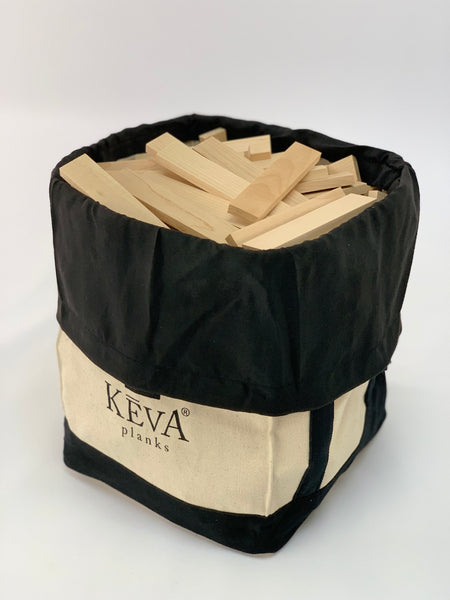 NEW: KEVA Maple 200 with Canvas Bag - kevaplankscom