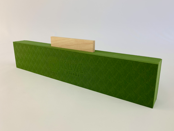 NEW Giant KEVA Foam Planks 100 - kevaplankscom