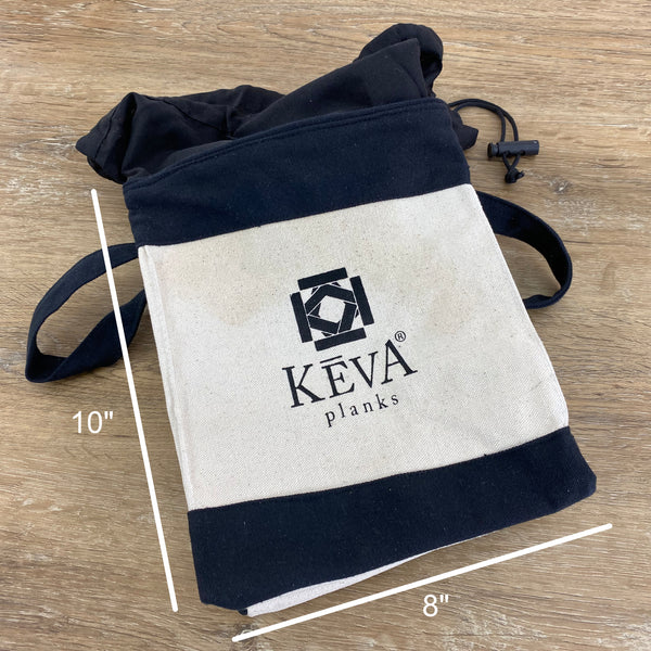 Medium Canvas Cinch-Top Tote (Bag Only)