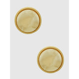 Dainty Acetate Round Stud Earrings (5390323056805)