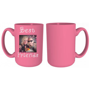 15 oz. Ceramic Mug - Personalize It! (5485112492197)