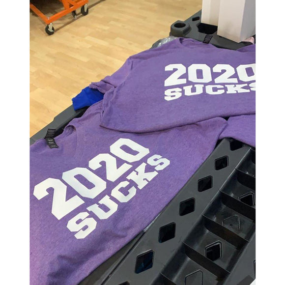 Limited Edition - 2020 Tee Shirt (4508554920008)